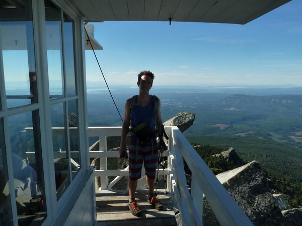Bathtub Lakes and Mt Pilchuck